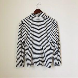 J. Crew Sweaters - J. Crew•Striped Cardigan